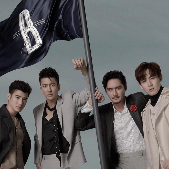 F4 phiên bản Thái Lan được thành lập trên show mới: Toàn nhan sắc cực phẩm, body miễn chê - ảnh 1