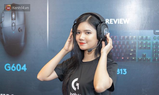 Tin vui cho game thủ: Logitech ra mắt combo chuột và bàn phím mới ở thị trường Việt Nam, giá từ 2,5 triệu đồng - ảnh 11