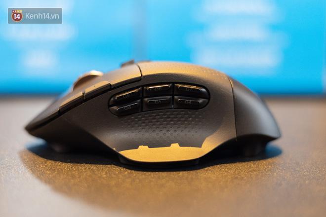 Tin vui cho game thủ: Logitech ra mắt combo chuột và bàn phím mới ở thị trường Việt Nam, giá từ 2,5 triệu đồng - ảnh 9