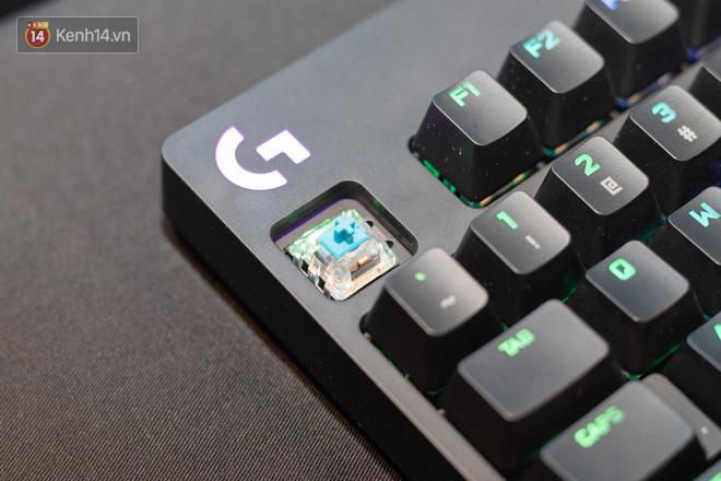 Tin vui cho game thủ: Logitech ra mắt combo chuột và bàn phím mới ở thị trường Việt Nam, giá từ 2,5 triệu đồng - ảnh 6