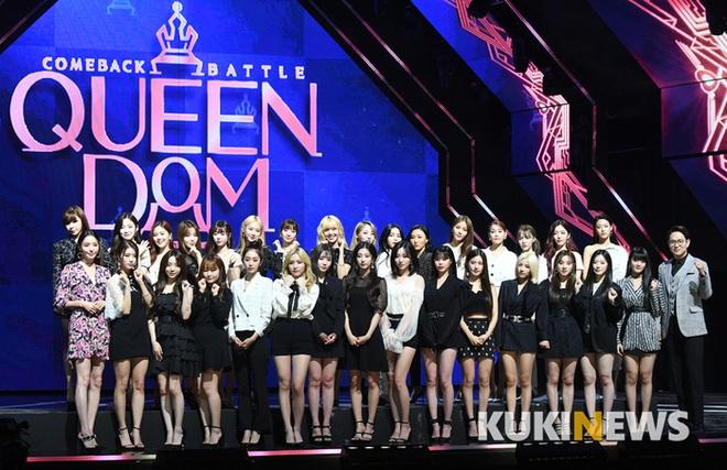 Queendom sẽ trở lại với bản nam, fan sôi nổi dự đoán dàn idol tham gia - ảnh 2