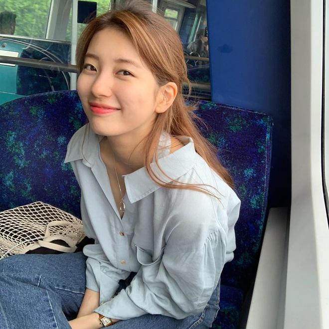 """Học Suzy lên đồ chuẩn """"girl điệu đà"""": Dạo phố xinh ngời ngời, đến công sở toả sáng hết phần đồng nghiệp - ảnh 8"""