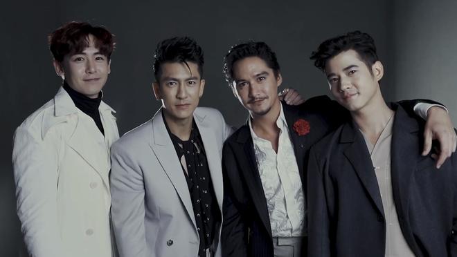 F4 phiên bản Thái Lan được thành lập trên show mới: Toàn nhan sắc cực phẩm, body miễn chê - ảnh 2