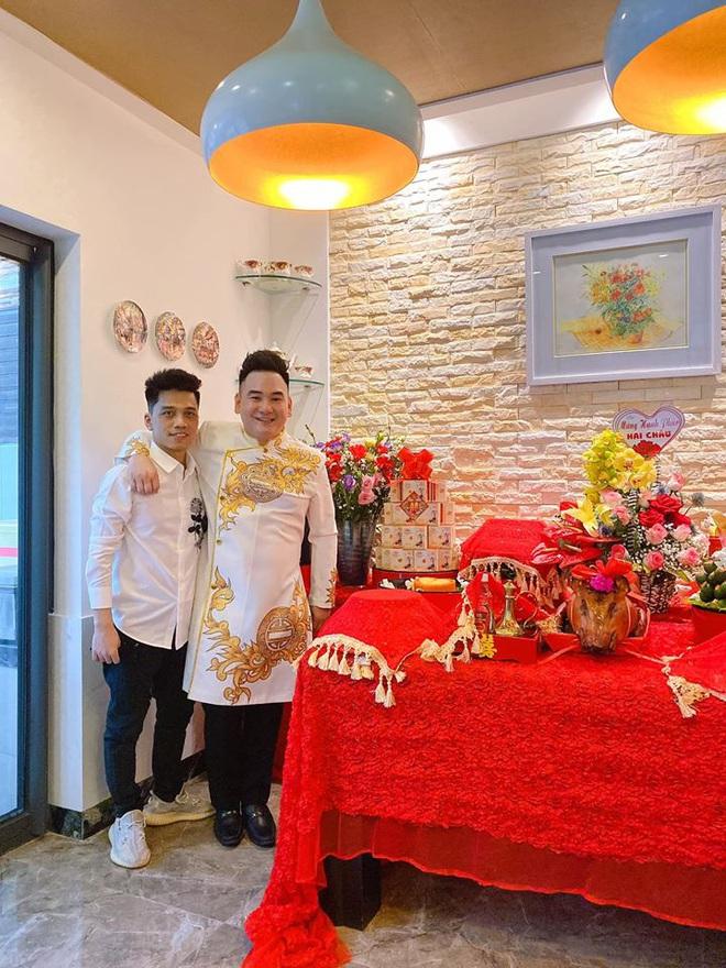 Đám hỏi của streamer giàu nhất Việt Nam Xemesis chưa biết hoành tráng cỡ nào, nhưng nhìn dàn bê tráp đã thấy choáng váng - ảnh 3