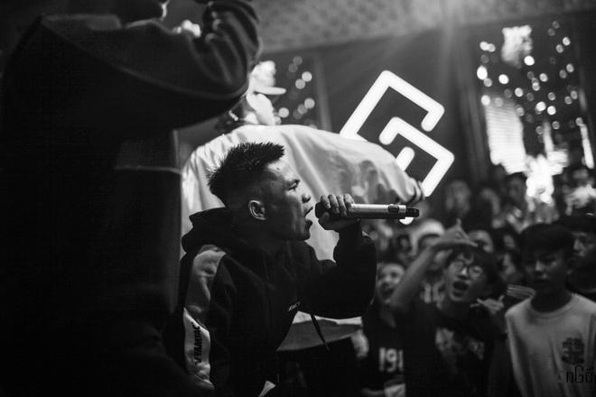 Dàn thí sinh khủng đổ bộ Beck'Stage Battle Rap, battle king thế hệ mới và ông hoàng scandal rap Việt chịu xuất hiện rồi! - Ảnh 5.