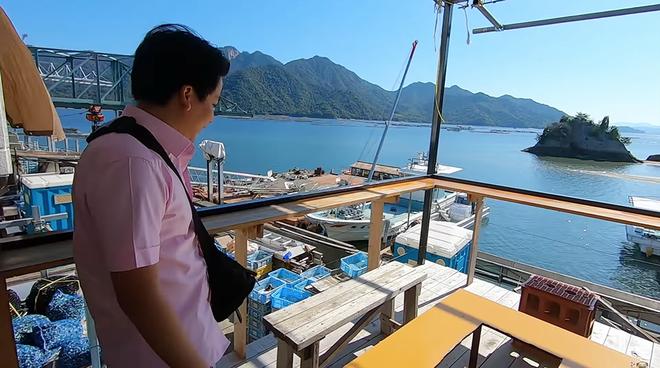 Khoa Pug tung vlog mới ở Hiroshima, gặp đồng hương nhưng lần này không dám quay vì sợ dính phốt lần 2 - Ảnh 3.
