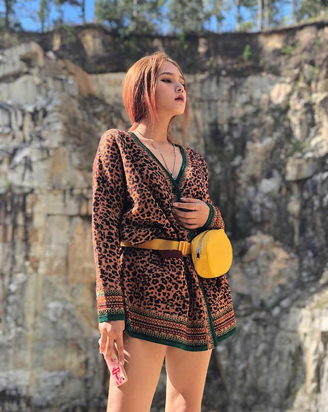 Chị dâu 17 tuổi của Diệp Lâm Anh: Nhan sắc xinh như hot girl, là gương mặt quen thuộc trong các MV ca nhạc, phim sitcom - ảnh 11