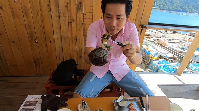 Khoa Pug tung vlog mới ở Hiroshima, gặp đồng hương nhưng lần này không dám quay vì sợ dính phốt lần 2 - Ảnh 5.