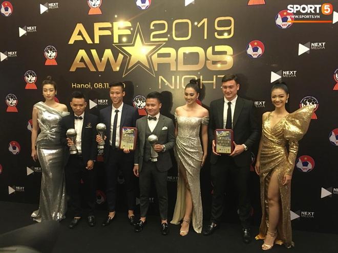 Tuyển Việt Nam thắng lớn tại AFF Awards 2019: Xứng danh anh cả Đông Nam Á - ảnh 1