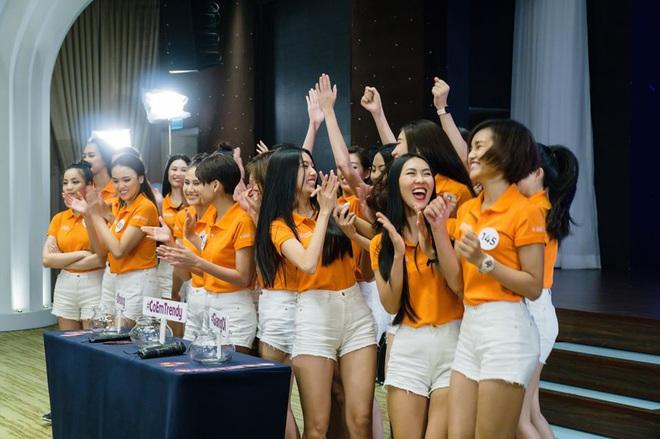 Hoa hậu Hoàn vũ VN: Thúy Vân dẫn đầu, cô gái Việt kiều khiến giám khảo đơ người khi nói... tiếng Nga - ảnh 5
