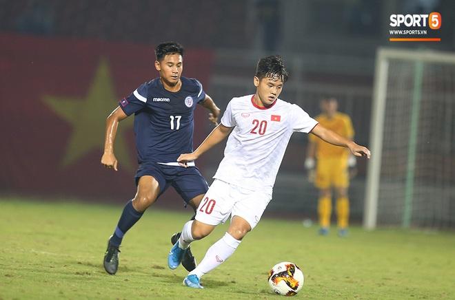 U19 Việt Nam thắng dễ U19 Guam 4-1, phù thủy trắng vẫn nổi điên trong ca-bin đội nhà - ảnh 2
