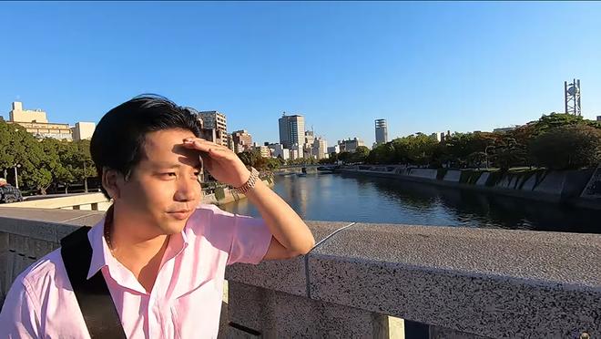 Khoa Pug tung vlog mới ở Hiroshima, gặp đồng hương nhưng lần này không dám quay vì sợ dính phốt lần 2 - Ảnh 8.