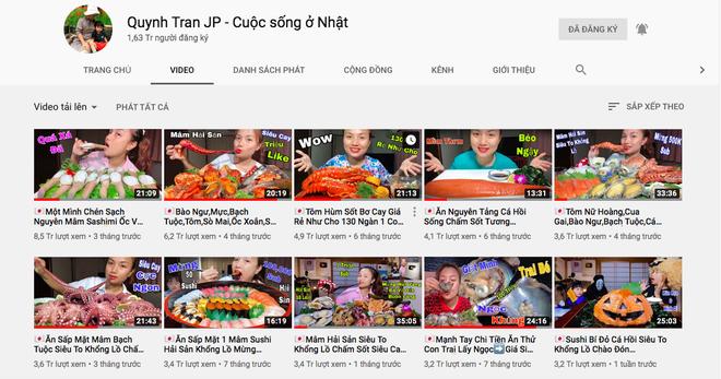 """Cuộc chiến đọ view giữa các kênh du lịch - ẩm thực hot nhất hiện nay: Khoa Pug, Bà Tân cũng phải """"chào thua"""" trước YouTuber này! - Ảnh 8."""