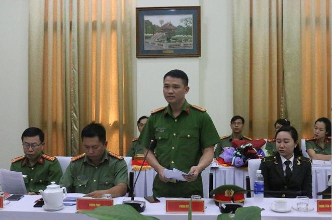 Khen thưởng 3 đơn vị phá án vụ đại ca giang hồ Quân Xa Lộ bị chém chết ở Sài Gòn - Ảnh 2.