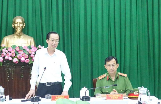 Khen thưởng 3 đơn vị phá án vụ đại ca giang hồ Quân Xa Lộ bị chém chết ở Sài Gòn - Ảnh 3.