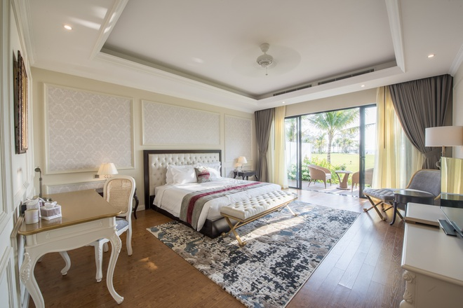 Lộ diện villa tân hôn của Đông Nhi - Ông Cao Thắng: Căn sang nhất 21triệu/đêm, view biển, 4 phòng ngủ! - Ảnh 2.