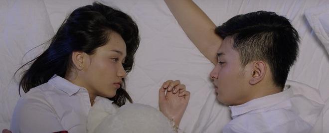 Con nuôi Minh Nhí gây hoạ với hot girl Mắt Biếc vì tưởng bạn gái là gấu bông trong trailer Ngốc Ơi Tuổi 17? - ảnh 1