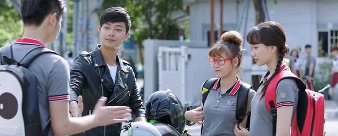 Con nuôi Minh Nhí gây hoạ với hot girl Mắt Biếc vì tưởng bạn gái là gấu bông trong trailer Ngốc Ơi Tuổi 17? - ảnh 4