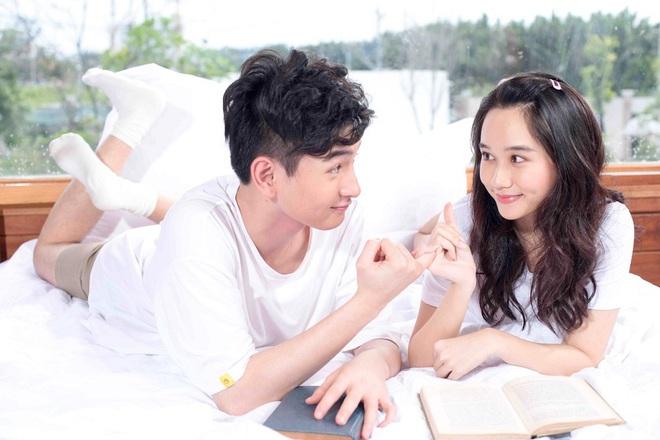 Con nuôi Minh Nhí gây hoạ với hot girl Mắt Biếc vì tưởng bạn gái là gấu bông trong trailer Ngốc Ơi Tuổi 17? - ảnh 6
