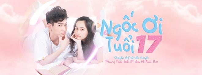 Con nuôi Minh Nhí gây hoạ với hot girl Mắt Biếc vì tưởng bạn gái là gấu bông trong trailer Ngốc Ơi Tuổi 17? - ảnh 8