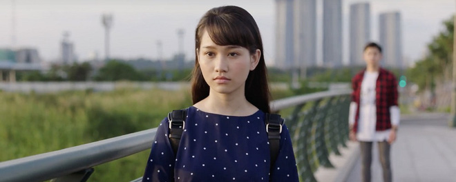 Con nuôi Minh Nhí gây hoạ với hot girl Mắt Biếc vì tưởng bạn gái là gấu bông trong trailer Ngốc Ơi Tuổi 17? - ảnh 5