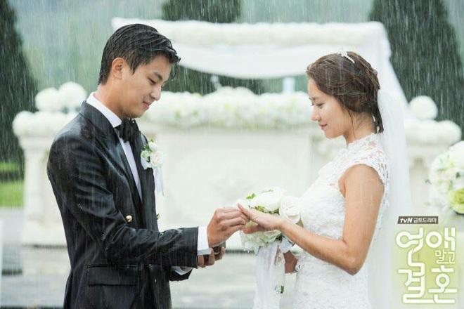 Cười rụng nụ với những đám cưới có 1-0-2 trên phim Hàn: Chị dâu xấu tính bị hội em chồng dằn mặt cướp sạch spotlight! - Ảnh 8.