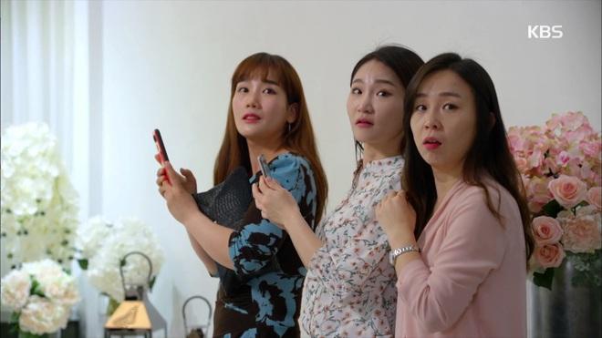 Cười rụng nụ với những đám cưới có 1-0-2 trên phim Hàn: Chị dâu xấu tính bị hội em chồng dằn mặt cướp sạch spotlight! - Ảnh 6.