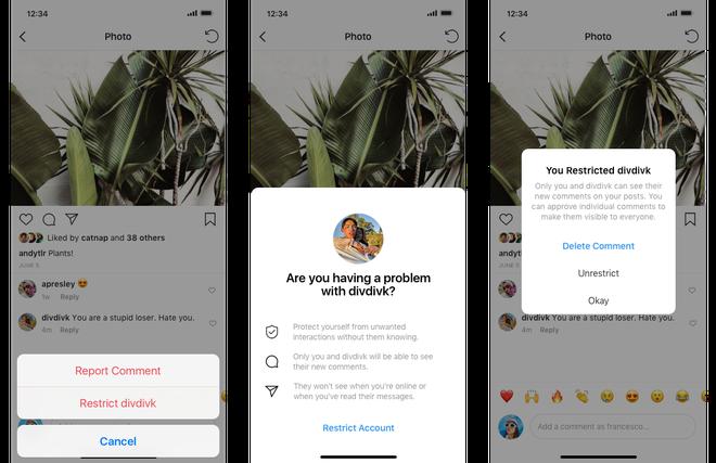 Cay cú ra sao cũng đừng khẩu nghiệp trên Instagram: Bình luận xấu nay sẽ bị chặn trước cả khi được đăng - ảnh 3