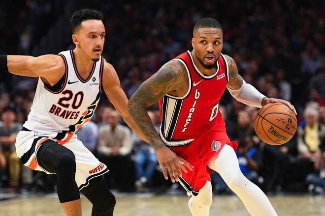 NBA 19-20: Bùng nổ ở hiệp 4, Kawhi Leonard giúp Los Angeles Clippers thoát thua trước Portland Trail Blazers - ảnh 2