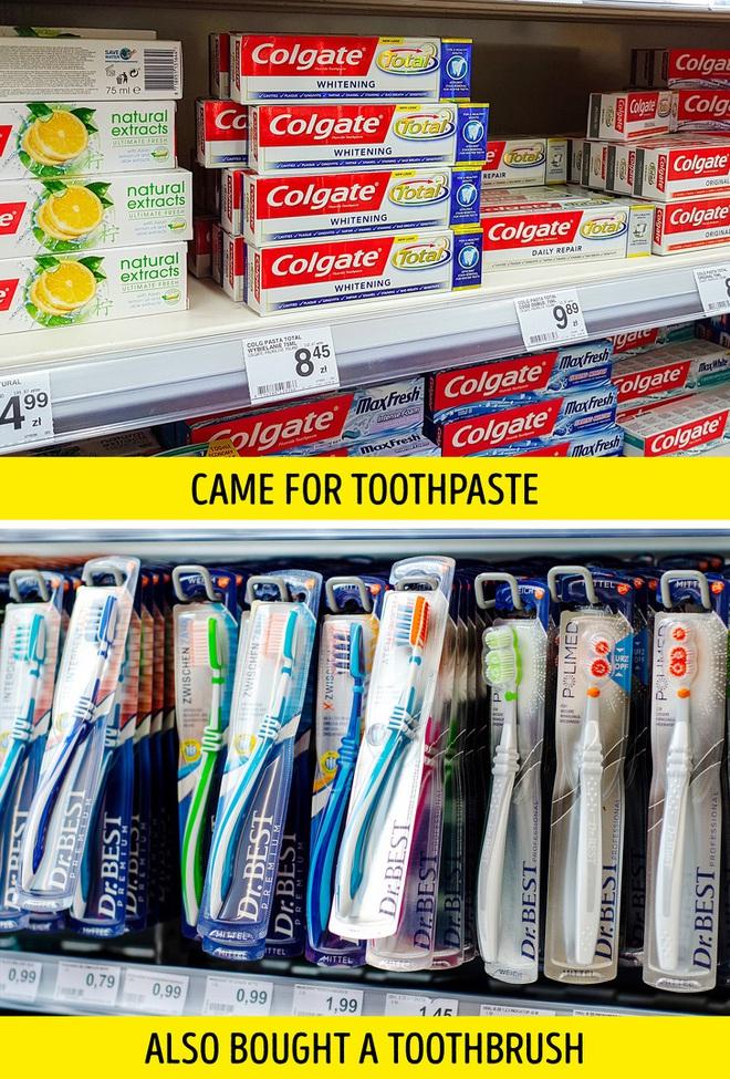 10 mánh khóe các siêu thị thường dùng để bẫy khách mua hàng, theo chia sẻ của một nhân viên marketing lâu năm - ảnh 9