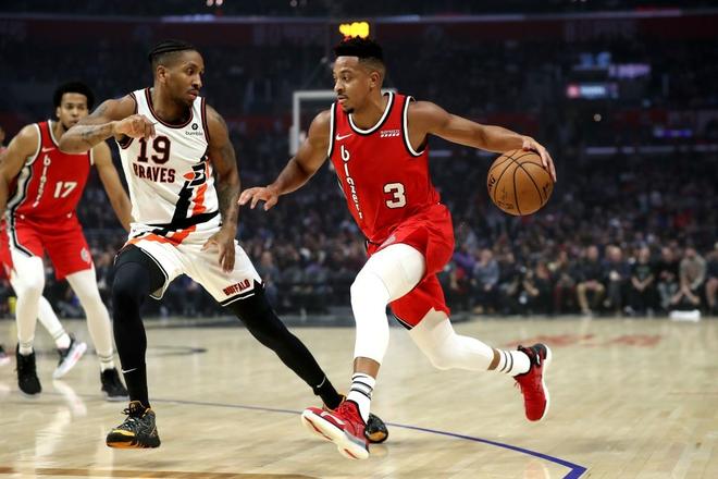 NBA 19-20: Bùng nổ ở hiệp 4, Kawhi Leonard giúp Los Angeles Clippers thoát thua trước Portland Trail Blazers - ảnh 3