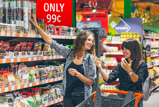 10 mánh khóe các siêu thị thường dùng để bẫy khách mua hàng, theo chia sẻ của một nhân viên marketing lâu năm - ảnh 5