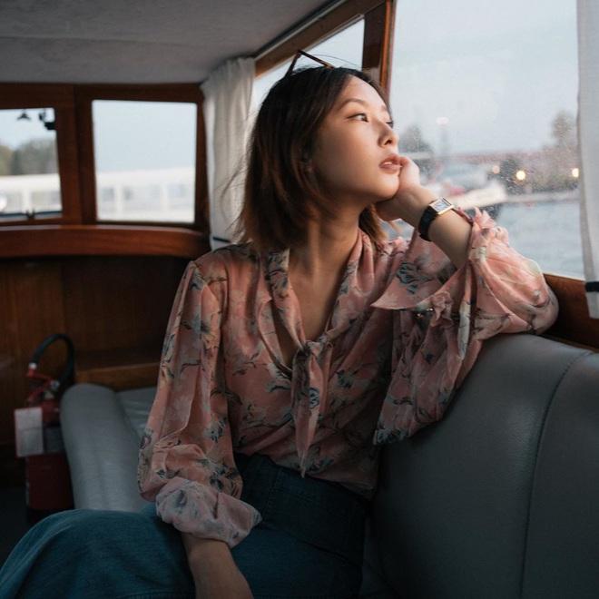 Diện mẫu váy áo đậm chất tiểu thư này, trông bạn sẽ quý phái và yêu kiều hệt như các mỹ nhân Kbiz vậy - ảnh 9