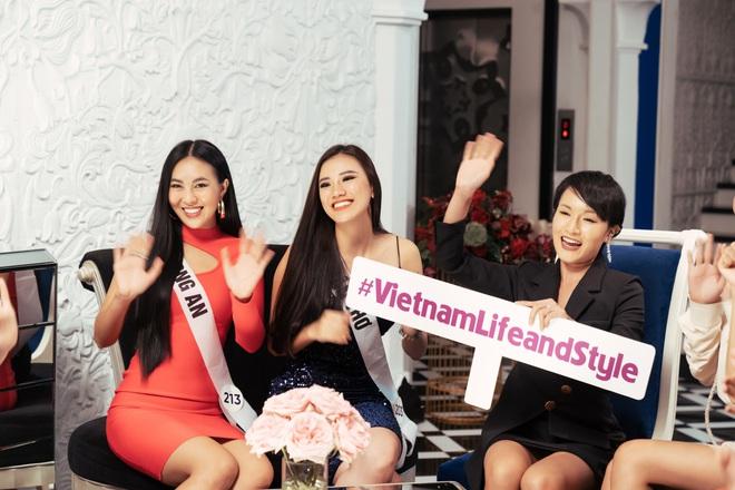Hoa hậu Hoàn vũ VN: Thúy Vân dẫn đầu, cô gái Việt kiều khiến giám khảo đơ người khi nói... tiếng Nga - ảnh 2