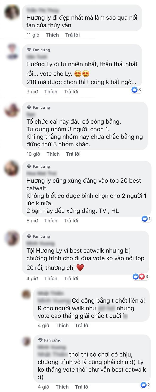 Thúy Vân tranh tài với Hương Ly xem ai đi catwalk đẹp hơn, fan vote liệu có công bằng? - ảnh 2