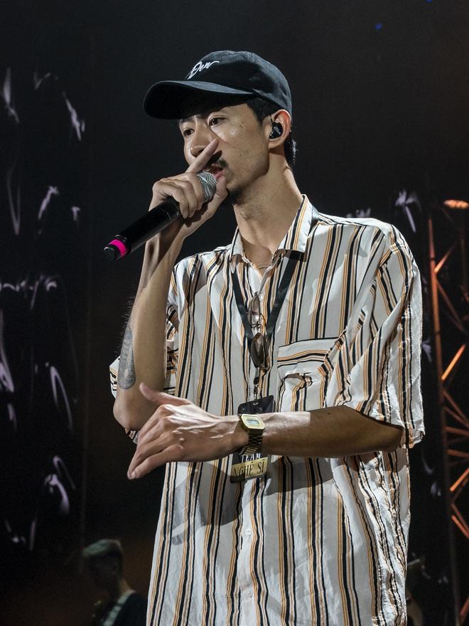 Độc quyền: Hé lộ buổi tổng duyệt Show của Đen trước giờ G, Đen Vâu vẫn chill tới bến với dàn khách mời - ảnh 4