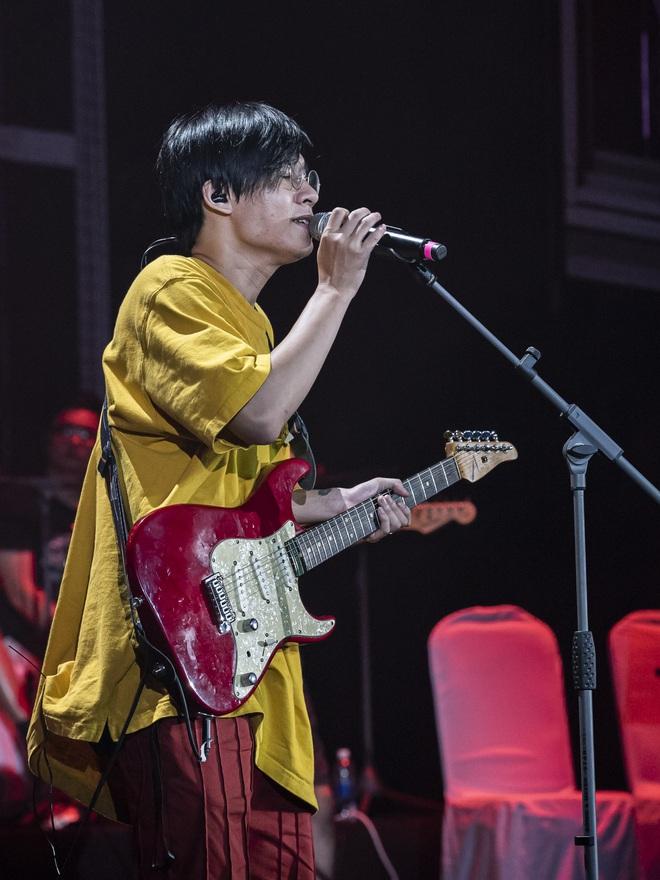 Độc quyền: Hé lộ buổi tổng duyệt Show của Đen trước giờ G, Đen Vâu vẫn chill tới bến với dàn khách mời - ảnh 7