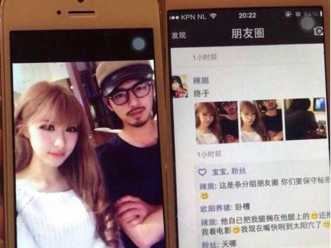 Công khai chưa được bao lâu, bạn gái Chồng hờ Song Ji Hyo lộ loạt ảnh nóng, bị gán danh Trần Quán Hy phiên bản nữ - ảnh 12