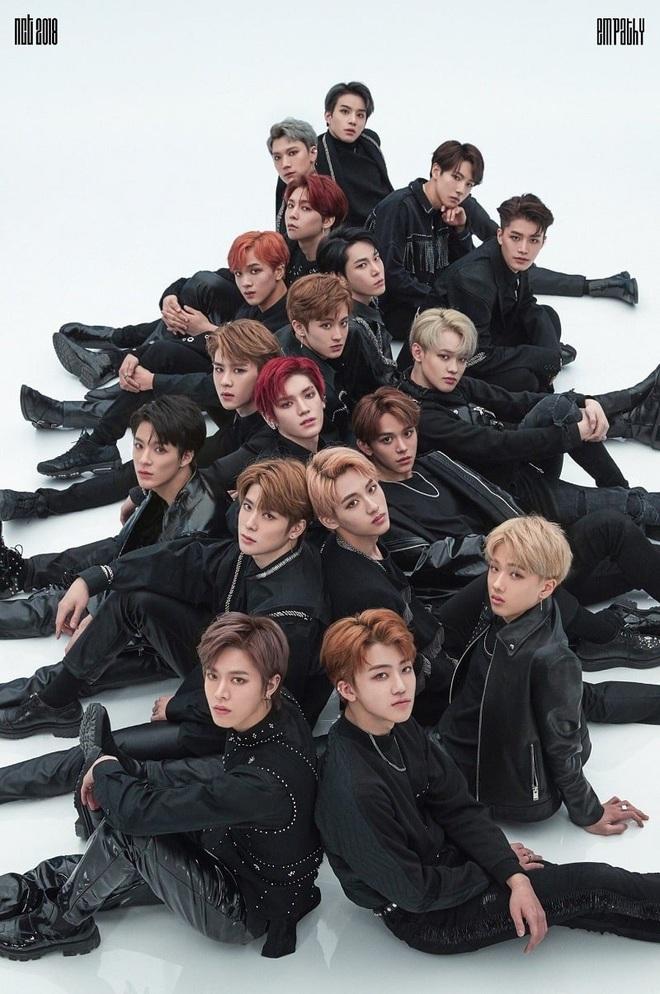 Top boygroup Kpop hot nhất hiện nay: Dàn idol nhà SM lội ngược dòng quá đỉnh, BIGBANG trở lại có đánh bật được BTS? - ảnh 10