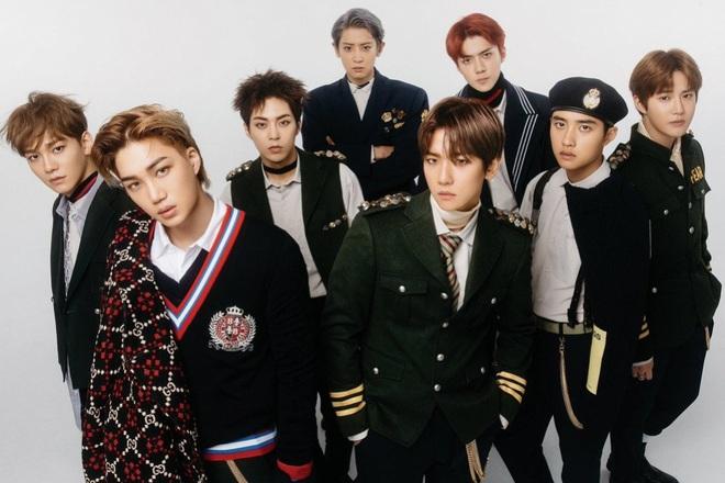 Top boygroup Kpop hot nhất hiện nay: Dàn idol nhà SM lội ngược dòng quá đỉnh, BIGBANG trở lại có đánh bật được BTS? - ảnh 2