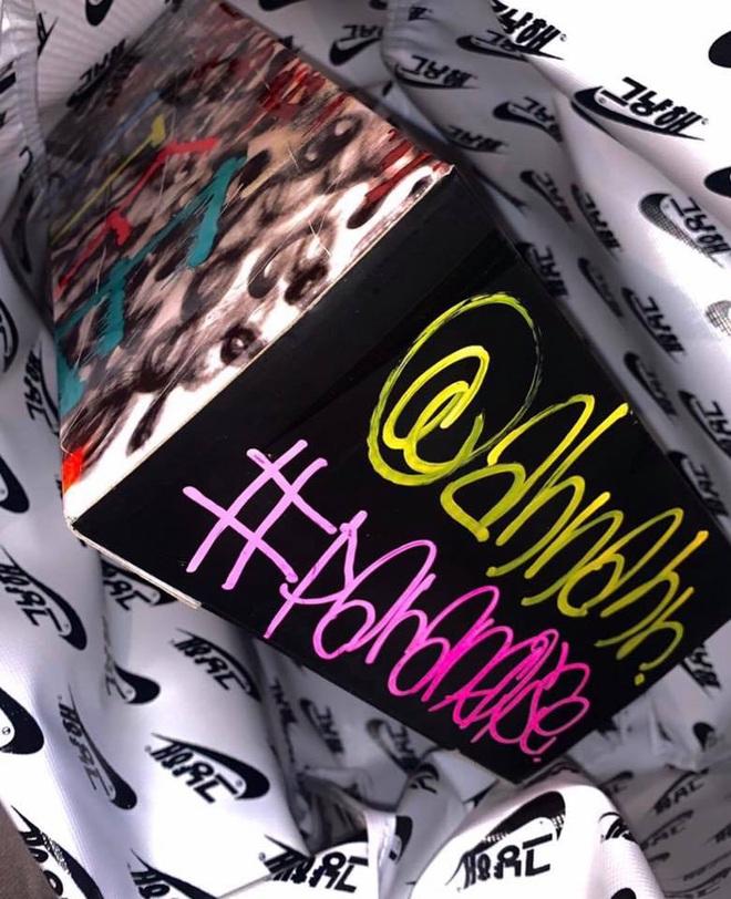 Siêu phẩm sneaker G-Dragon x Nike: Có tới 3 phiên bản, bản giới hạn tại Hàn đã bay màu chỉ trong 1 ngày - ảnh 10