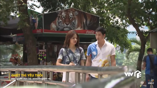 """Thời """"non xanh"""" của Thái (Hoa Hồng Trên Ngực Trái): Thay vì rủ gái đi nhà nghỉ thì lại cho vào sở thú ngửi mùi phân? - ảnh 4"""