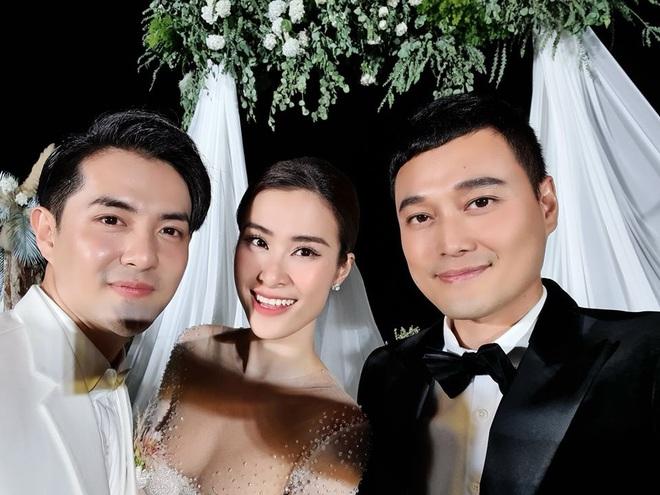 Quang Vinh, Ninh Dương Lan Ngọc là khách mời tới muộn nhất siêu đám cưới Đông Nhi, tiếc nuối vì bỏ lỡ cảnh hoàng hôn cực lãng mạn - ảnh 3