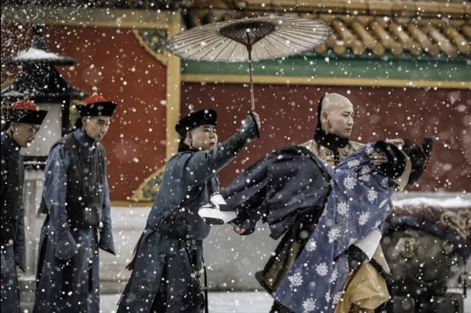 Loạt cảnh tuyết rơi đẹp nao lòng trên phim Trung, còn ai nhớ Bộ Bộ Kinh Tâm kinh điển một thời? - ảnh 5