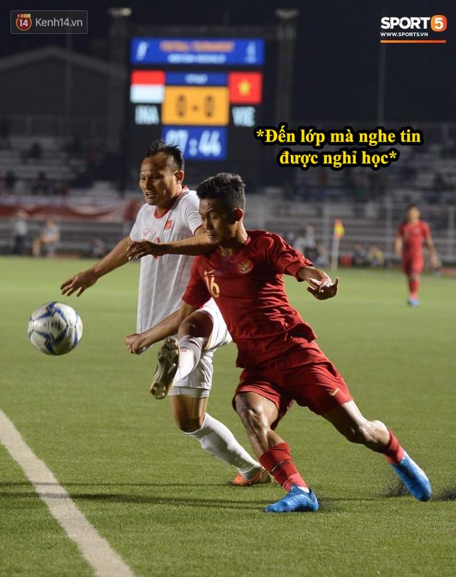 Loạt ảnh chế bùng nổ sau trận chung kết bóng đá nam SEA Games 30: Việt Nam thắng rồi ye ye ye ye! - ảnh 4