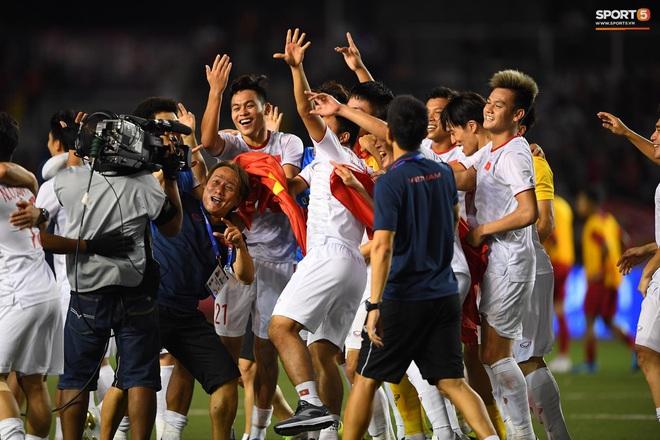 Chính thức: U22 Việt Nam chia tay 1 thủ môn, gọi lại Đình Trọng và Trọng Đại cho chuyến tập huấn tại Hàn Quốc - ảnh 1