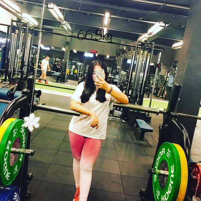 Từng phải rửa ruột vì uống thuốc giảm cân, cô nàng nặng gần 90kg áp dụng Eat clean để giảm được hẳn 30kg trong 1 năm - ảnh 18