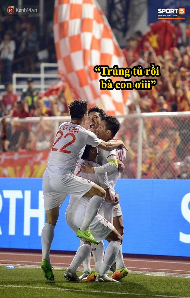 Loạt ảnh chế bùng nổ sau trận chung kết bóng đá nam SEA Games 30: Việt Nam thắng rồi ye ye ye ye! - ảnh 6