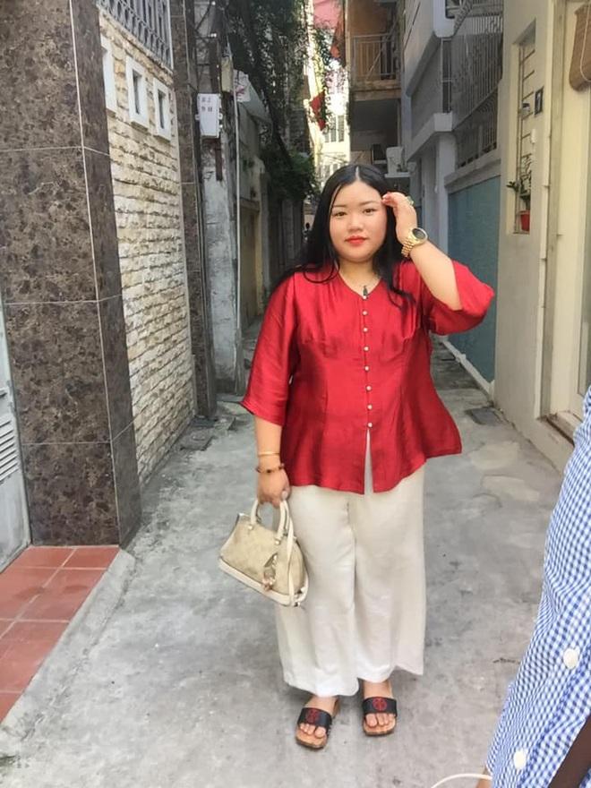 Từng phải rửa ruột vì uống thuốc giảm cân, cô nàng nặng gần 90kg áp dụng Eat clean để giảm được hẳn 30kg trong 1 năm - ảnh 5