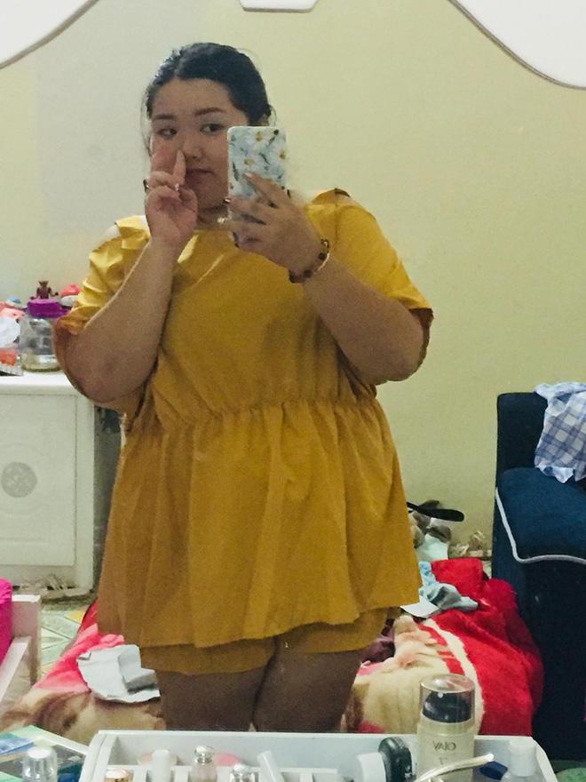 Từng phải rửa ruột vì uống thuốc giảm cân, cô nàng nặng gần 90kg áp dụng Eat clean để giảm được hẳn 30kg trong 1 năm - ảnh 4